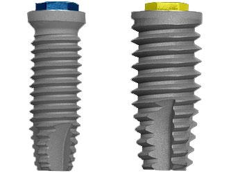 implante dental titanio