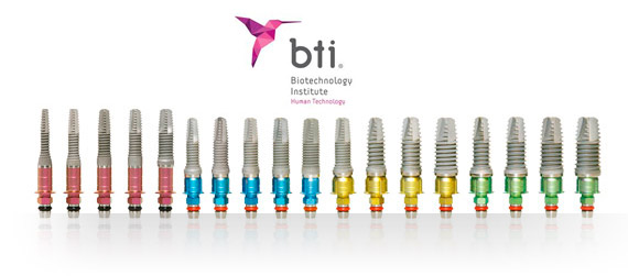 implantes bti implantes especiales para poco hueso