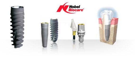 implantes Nobel biocare implantes para hueso blando